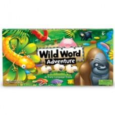 Wild Word Adventure™ Early Language Game
