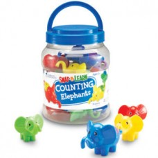 Snap-n-Learn™ Counting Elephants, Set of 10
