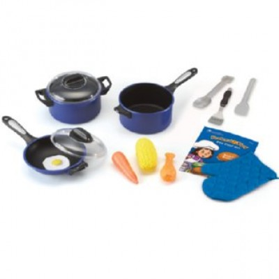 Pretend & Play® Pro Chef Set, Set of 13
