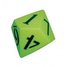 Dice 10 Face 120mm Number PVC