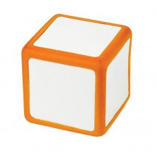 Jumbo Write-On Wipe Off 6 Sided Dice
