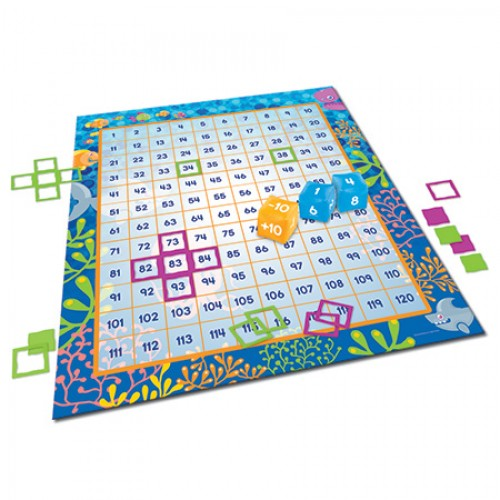 Make a Splash 120 Mat Floor Game