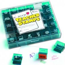 Stamps - Jumbo Teacher Stamps