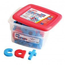 AlphaMagnets Jumbo Color-Coded Lowercase 42 Pieces