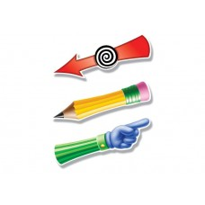 SpinZone Magnetic Whiteboard Spinners Set of 3