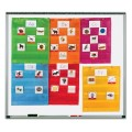 Magnetic Pocket Chart Squares (Set of 6)