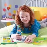 Hot Dots Jr. Lets Master Kindergarten Reading Set with Ace Pen