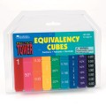 Fraction Tower Cubes: Equivalency Set