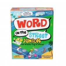 Word on the Street Jr. Game