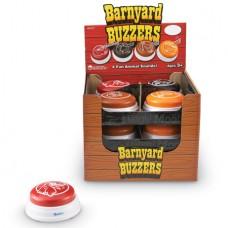 Barnyard Answer Buzzers, Set of 12