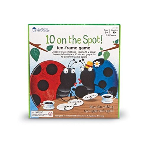 10 on the Spot! Making-Ten Game