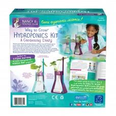 Nancy B Science Club Way to Grow Hydroponics