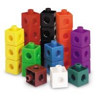 Snap Cubes (Set of 100)