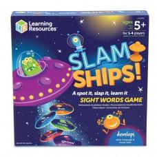 Slam Ships! Sight Words Game