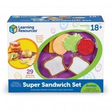 New Sprouts Super Sandwich Set