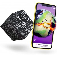 Merge Cube for STEM Augmented Reality