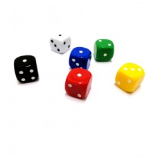 22mm Dice, Set of 6