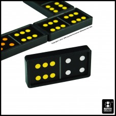 Colour Dominos. Set of 28