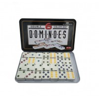 Double Six Dominoes, Set of 28