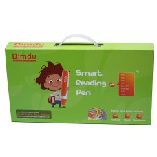 Smart Recordable Reading Pen with books