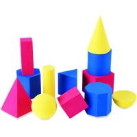 Soft Foam Geometric Solids