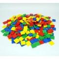 Colour Square Tiles, Set of 400