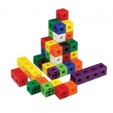 Multi - Link (Snap Link) Cubes, Set of 250