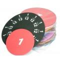 Large Magnetic Fraction Circles -Teachers Set