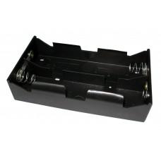 4-D batt holder + clip