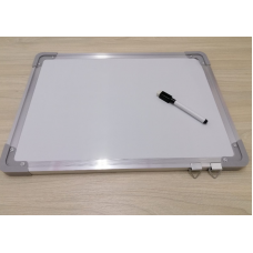 Double-Sided Magnetic Whiteboard A3