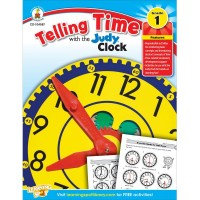 Telling Time with the Judy® Clock Workbook