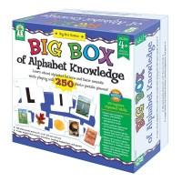 Big Box of Alphabet Knowledge Board Game