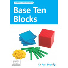 Paul Swan Base Ten Book (Teacher's Resource Guide)
