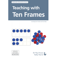 Teaching With Ten Frames Activity Book