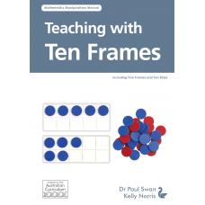 Teaching With Ten Frames Activity Book