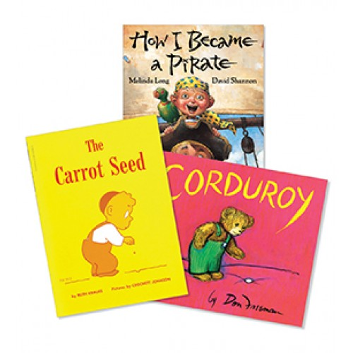 READY-TO-GO: FAVORITES GRADE 1 READERS - 100 BOOKS