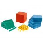 Multi-coloured Base Ten