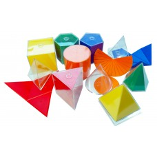 Foldable Geometric Shapes