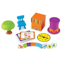 Fox In The Box- Position Word Activity Set