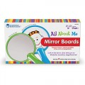 All About Me Mirror Boards
