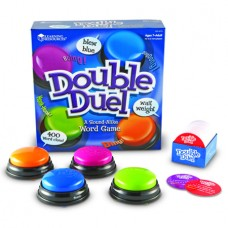 Double Duel - A Sound-Alike Word Game
