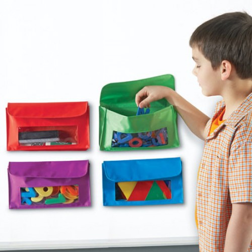 Magnetic Storage Pockets