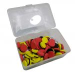 Magnetic Ten Frames student set (Set of 110 pcs)