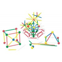 3-D Builder, Balls and Rods