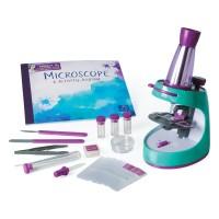 Nancy B Science Club Microscope & Activity Journal