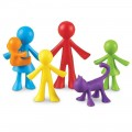 All About Me Family Counters (Set of 72)