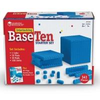 Interlocking Base Ten Starter Set