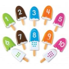 Smart Snacks Number Pops