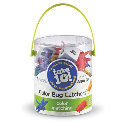 Take 10! Color Bug Catchers