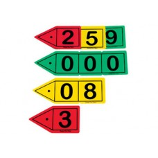 Decimal Place Value Arrows